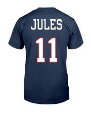 Jules 11 Jersey Style Shirts - Mugs - Beanies Classic T-Shirt back