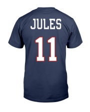 Jules 11 Jersey Style Shirts - Mugs - Beanies Premium Fit Mens Tee thumbnail