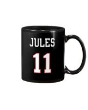 Jules 11 Jersey Style Shirts - Mugs - Beanies Mug thumbnail
