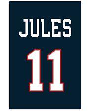 Jules 11 Jersey Style Shirts - Mugs - Beanies 11x17 Poster thumbnail