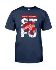 If You Ain't Got Six Rings Shirts - Mugs - Hoodies Classic T-Shirt thumbnail