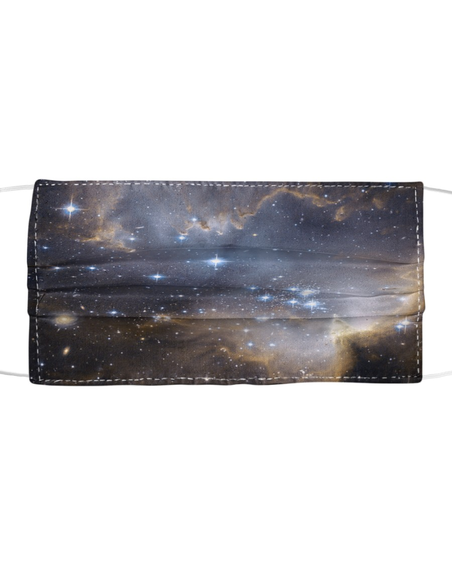 Galaxy Cloth Mask Cloth face mask