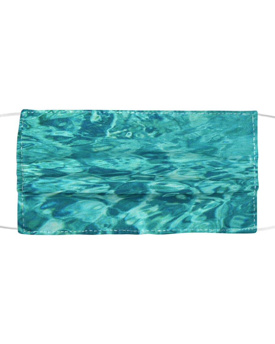 Pool Vibes Cloth face mask