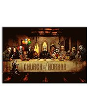 Church of Horror 17x11 Poster front