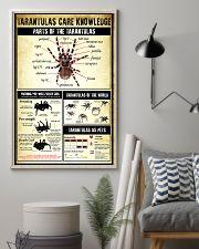 Tarantula Care Knowledge 11x17 Poster lifestyle-poster-1