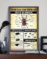 Tarantula Care Knowledge 11x17 Poster lifestyle-poster-2