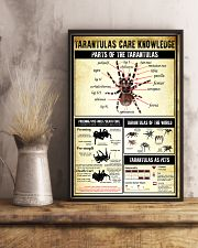 Tarantula Care Knowledge 11x17 Poster lifestyle-poster-3