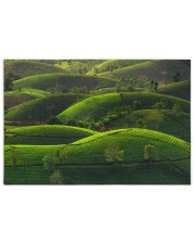 TEA HILL IN THE MORNING 250 Piece Puzzle (horizontal) front