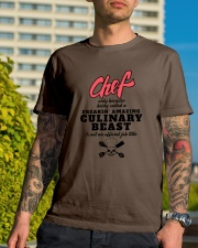 CHEF Classic T-Shirt lifestyle-mens-crewneck-front-8