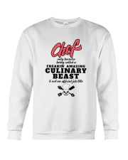 CHEF Crewneck Sweatshirt thumbnail