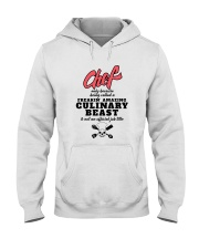 CHEF Hooded Sweatshirt thumbnail