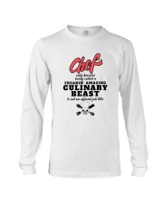 CHEF Long Sleeve Tee thumbnail