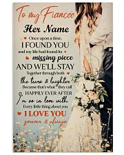I FOUND YOU 16x24 Poster front