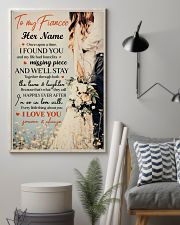 I FOUND YOU 16x24 Poster lifestyle-poster-1