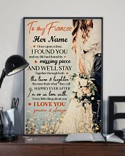 I FOUND YOU 16x24 Poster lifestyle-poster-2