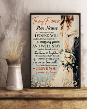 I FOUND YOU 16x24 Poster lifestyle-poster-3