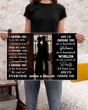 I CHOOSE YOU 24x16 Poster poster-landscape-24x16-lifestyle-20