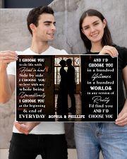I CHOOSE YOU 24x16 Poster poster-landscape-24x16-lifestyle-21