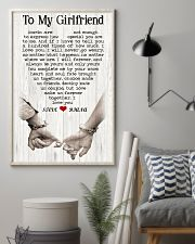WORDS ARE NOT ENOUGH 24x36 Poster lifestyle-poster-1