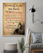 YOUR GRUMPY OLD HUSBAND 16x24 Poster lifestyle-poster-1