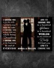 I CHOOSE YOU 24x16 Poster aos-poster-landscape-24x16-lifestyle-13