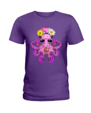 HIPPIE  Ladies T-Shirt thumbnail