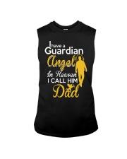 GUARDIAN ANGEL DAD Sleeveless Tee thumbnail