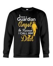 GUARDIAN ANGEL DAD Crewneck Sweatshirt thumbnail