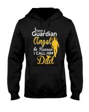 GUARDIAN ANGEL DAD Hooded Sweatshirt thumbnail