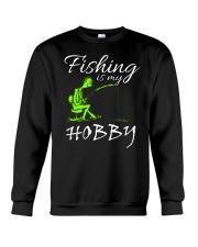 FISHING-4 Crewneck Sweatshirt thumbnail