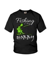 FISHING-4 Youth T-Shirt thumbnail