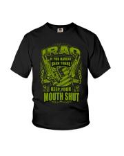IRAG-VETERAN Youth T-Shirt thumbnail