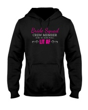 Bride Squad Hooded Sweatshirt thumbnail