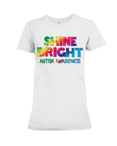 Shine Bright Autism Awareness