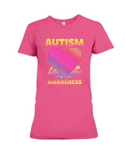 Love Respect Autism Awareness