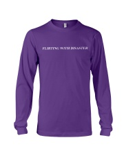 Flirting With Disaster Shirt Hoodie long sleeve Long Sleeve Tee thumbnail