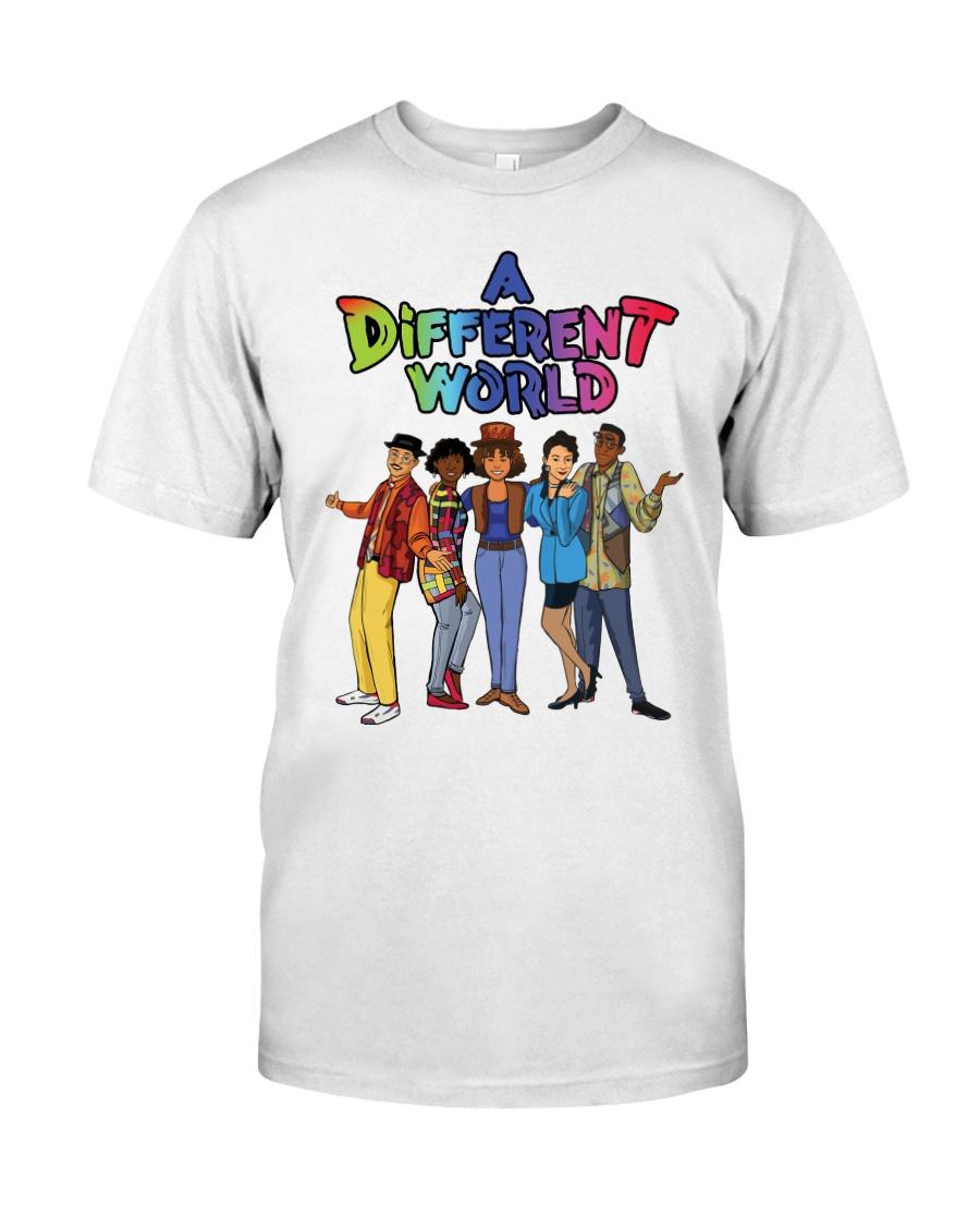 A Different World t-shirt Classic T-Shirt