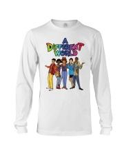 A Different World t-shirt Long Sleeve Tee thumbnail