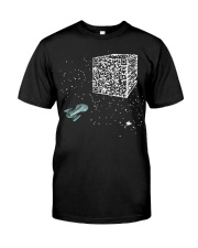 We are the Borg shirt Classic T-Shirt front