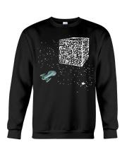 We are the Borg shirt Crewneck Sweatshirt thumbnail
