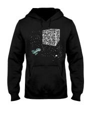 We are the Borg shirt Hooded Sweatshirt thumbnail