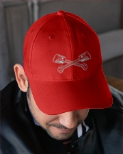 Custom Culture Embroidered Hat garment-embroidery-hat-lifestyle-02