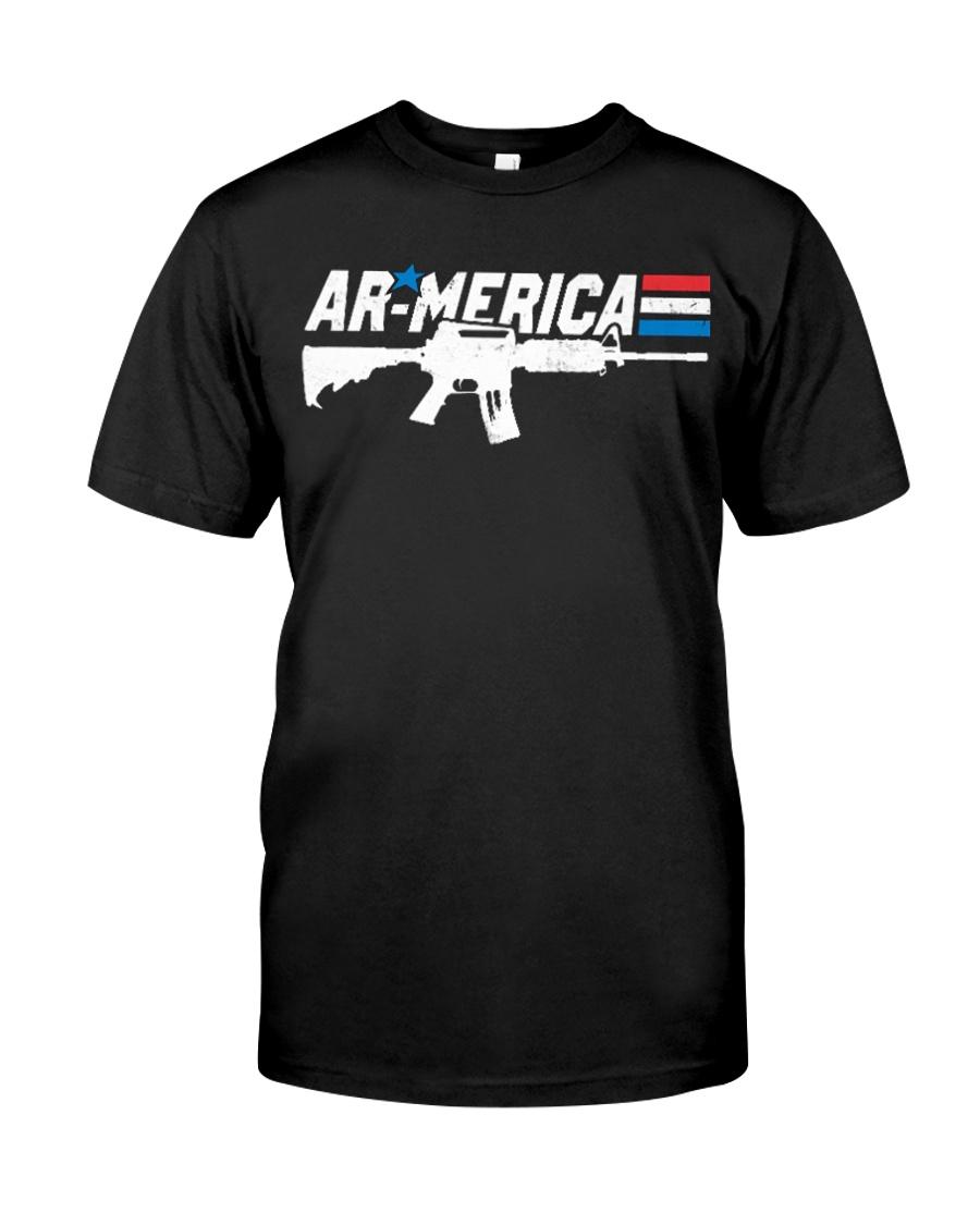 AR MERICA AR15 Classic T-Shirt