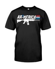 AR MERICA AR15 Classic T-Shirt front