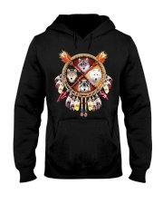 MORE WOLVES DREAMCATCHER  Hooded Sweatshirt thumbnail