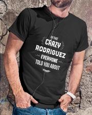That Crazy Rodriguez Classic T-Shirt lifestyle-mens-crewneck-front-4