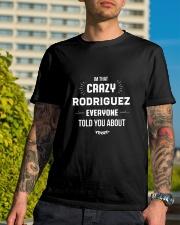 That Crazy Rodriguez Classic T-Shirt lifestyle-mens-crewneck-front-8