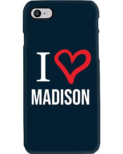 Madison love