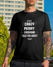 That Crazy Perry Classic T-Shirt lifestyle-mens-crewneck-front-8