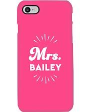 Mrs Bailey Phone Case thumbnail